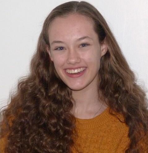 Willa Lane, an 11th grade student at U-32 High School